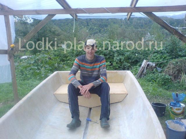 Самодельные лодки из профильной трубы